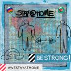 """Portalgrafik 5 """"Stay at Home"""" - 400x400px Auf Wunsch kann nochText hinzugefügt werden"""